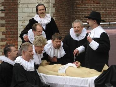 Leidse Rembrandt Dagen is op zoek naar 'lijk'