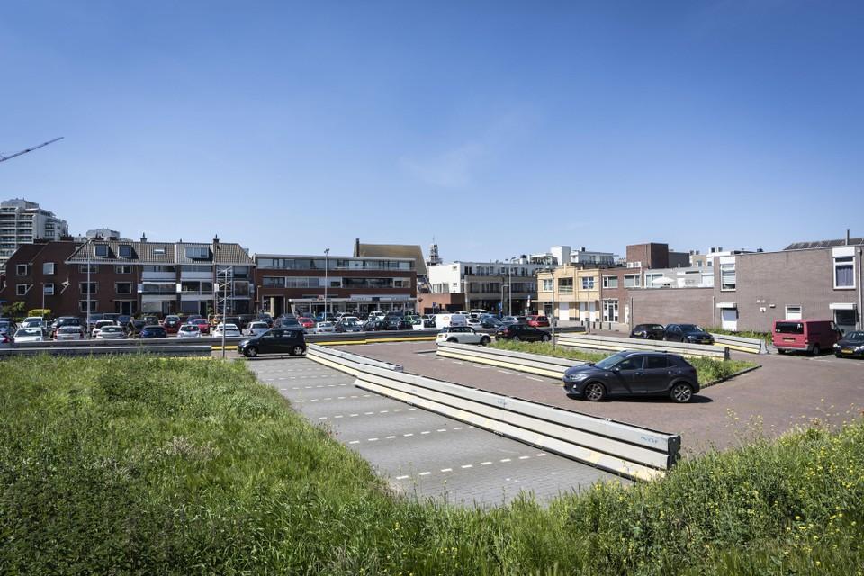 De Maarten Kruytstraat in Noordwijk.