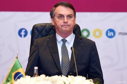 Bolsonaro beschimpt vrijgelaten Lula