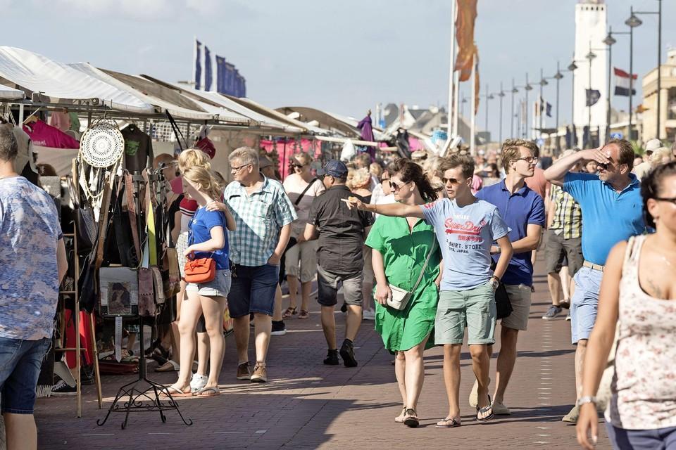 Het Ibiza Festival twee jaar geleden, toen er nog geen vuiltje aan de lucht was.