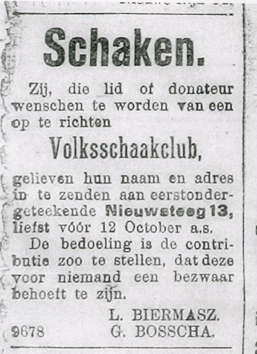 Schaakclub Philidor viert zijn eeuwfeest: 'Bij denksporten voltrekt zich een waar drama'