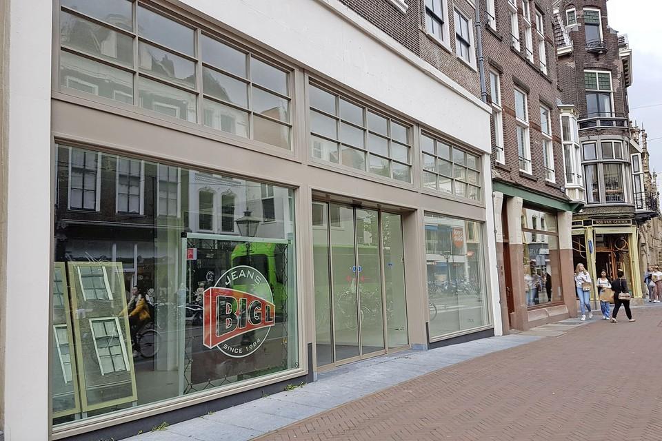 De winkels zullen ook weer aan de kant van de Breestraat openen
