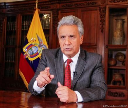 President Ecuador willigt eisen demonstranten in