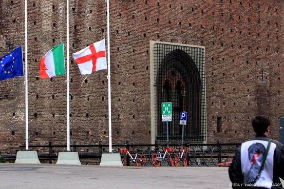 Meer doden en besmettingen in Italië