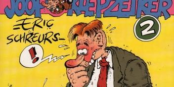 Leidse striptekenaar Eric Schreurs was meer dan Joop Klepzeiker