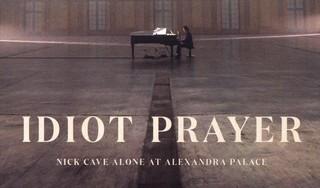 'Idiot prayer' van Nick Cave is de soundtrack van donkere tijden