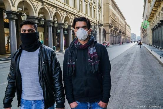 Toch weer stijging van aantal besmettingen Lombardije