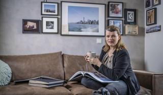 Liesbeth Parlevliet verloor haar man en haar zoon en vangt de pijn nu in foto's