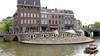 Nieuw waterterras bij Annie's in Leiden loopt averij op