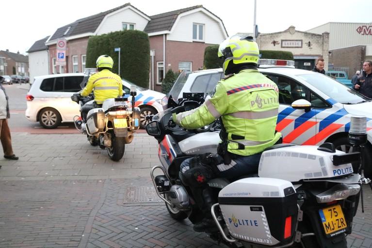 Veel politie bij vechtpartij tijdens carnavalsviering in Noordwijkerhout