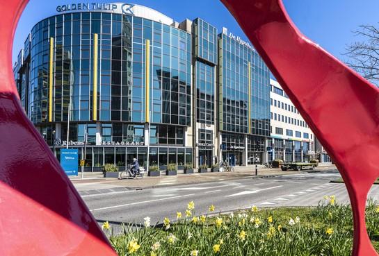 Plan voor nieuw Victoria Hotel aan Schuttersveld