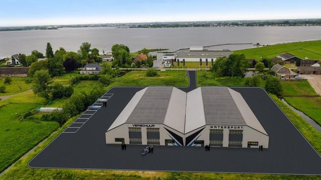 Verschuur Watersport gaat naar Rijnsaterwoude