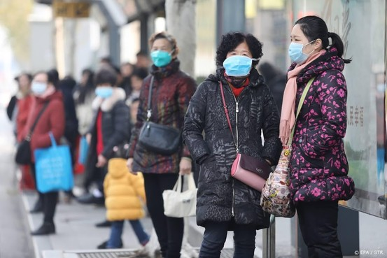 China: coronavirus grijpt verder om zich heen