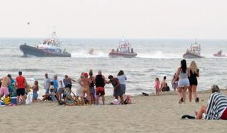Grote reddingsacties voor de kust nogal eens op basis van loos alarm: 'We moeten elke melding héél serieus nemen'