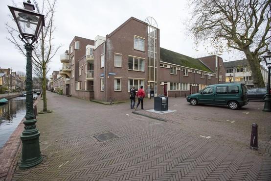 Bewoners en buren met sloop bedreigd Doelencomplex: 'We gaan desnoods tot de Kroon'