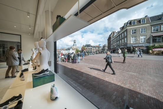 Leiden laat Haarlemmerstraatplan los op de Botermarkt