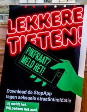 Fluiten naar vrouwen en schelden op hoofddoekjes; dat moet ook in Leiden strafbaar worden