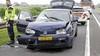 Chaos op de N444 bij Voorhout door ongeluk met drie voertuigen