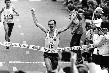 Toen er op 9 april nog wél werd gesport: een heus sterrenensemble doet mee aan de marathon van Rotterdam