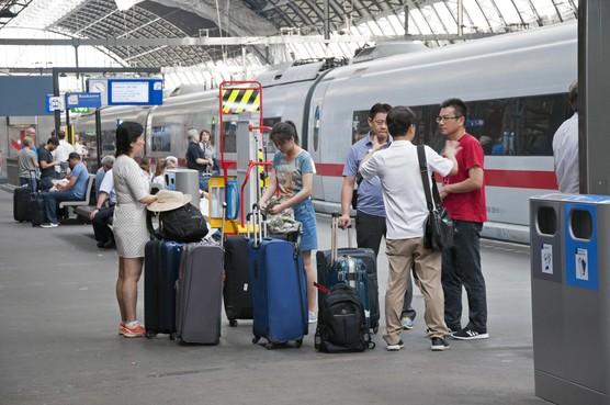 Spoor vangt vooral de groei in de luchtvaart op. Vervangen meeste korte vluchten niet mogelijk