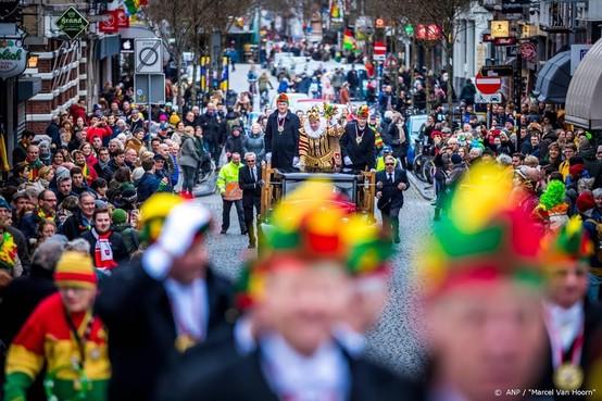 Zuiden in de ban van carnaval