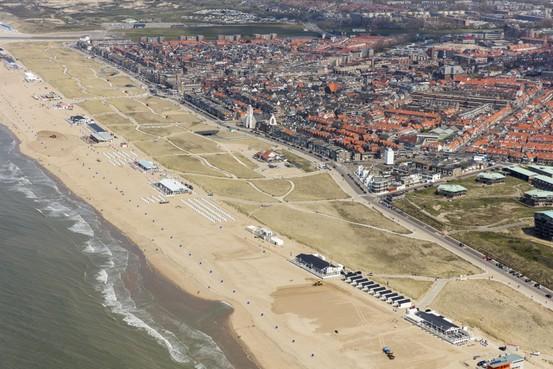 Katwijks strand niet herverdeeld, gemeente wijst verzoek resoluut af
