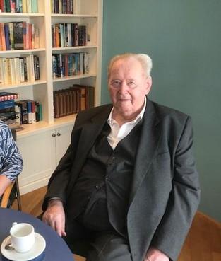 Over de doden: Huub Heemskerk, de laatste schillenboer van Noordwijk