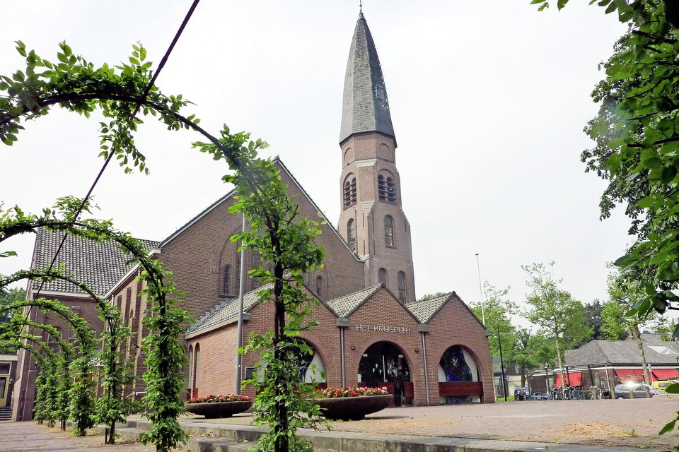 De Kruispuntkerk is een gemeentelijk monument.