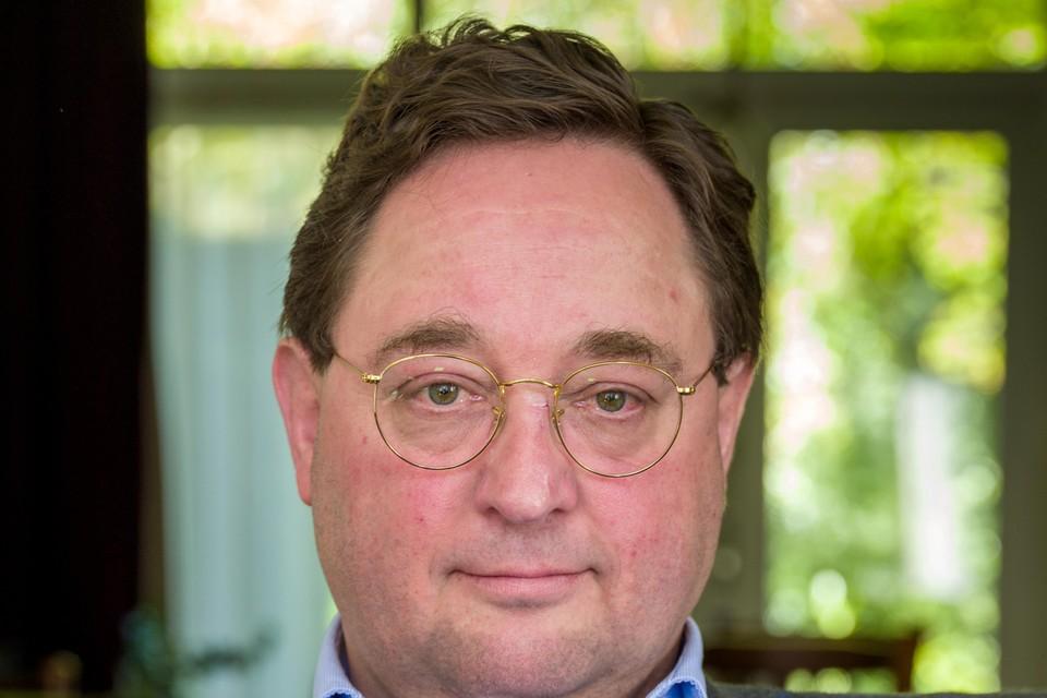 Jan Rutger van Zwet.