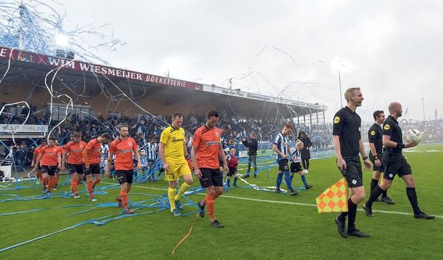 KNVB splitst landelijke competities in tweeën: Bollenstreek-clubs treffen elkaar in tweede divisie en derde divisie