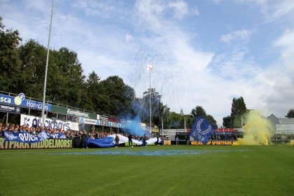Quick Boys vecht fikse boete voor blauwe rookpot bij derby met succes aan: 'We hebben er echt alles aan gedaan'