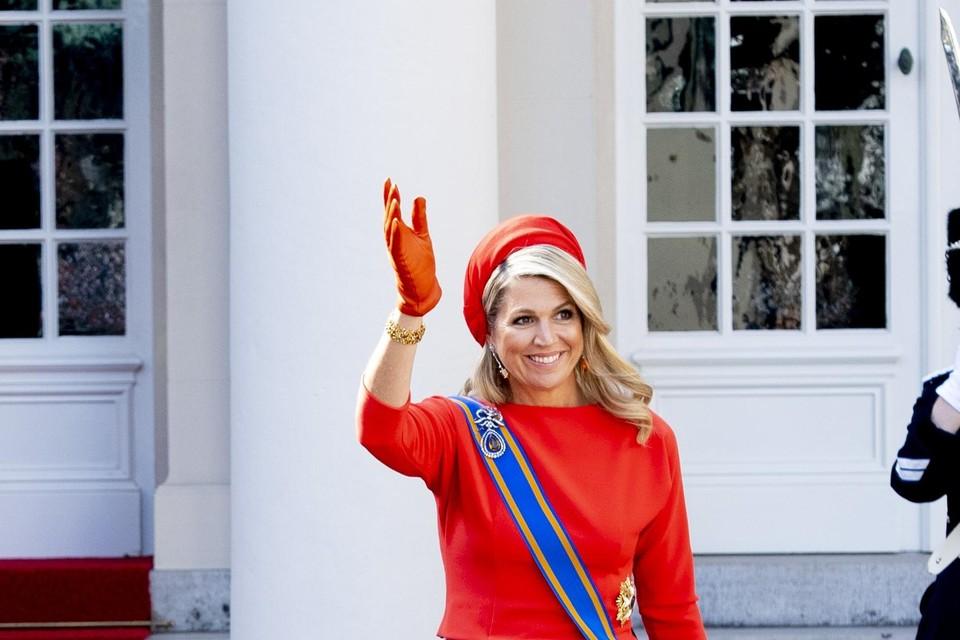 Koningin Maxima.