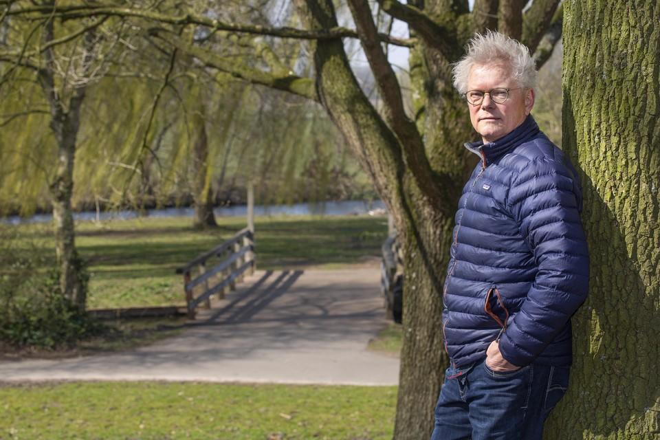 Een groene omgeving - van natuur tot een parklandschap - vermindert stress bij mensen, aldus Jos Brosschot.