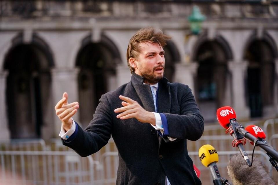Thierry Baudet van Forum voor Democratie.