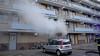 Kelderbrand in appartementencomplex in Sassenheim, meerdere woningen ontruimd