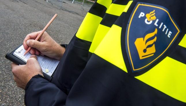 Man aangehouden op A4 wegens openstaande boetes