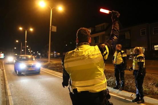 Grote alcoholcontroles in Noordwijk, meerdere aanhoudingen