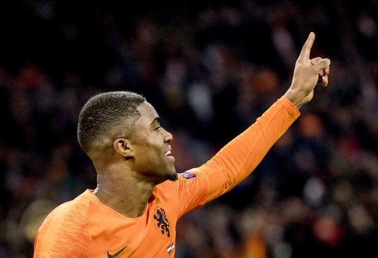 Myron Boadu na Oranjedebuut: 'Het was eigenlijk niet de bedoeling zo' [video]