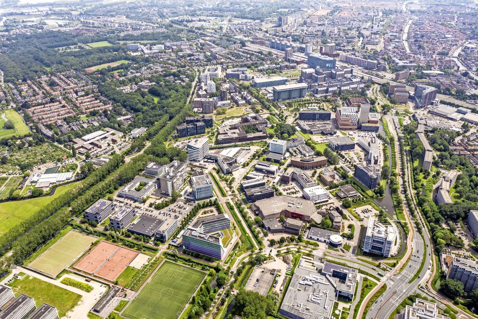 Leiden Bio Science Park.