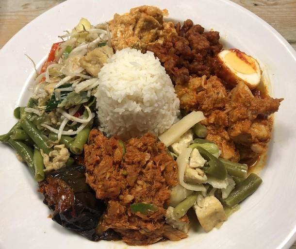 Over de tong: Bunga mas is een pittig Indonesisch kuuroord in Leiden