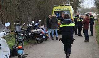 Bromfietser rijdt door na ongeval in Noordwijkerhout waarbij meisje gewond raakt