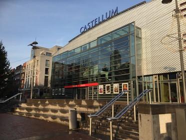 Twee potentiële kopers voor theater annex bioscoop Castellum