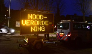 Noodverordening in Kooipark, burgemeester Lenferink 'tolereert geen activiteiten die onrust veroorzaken'