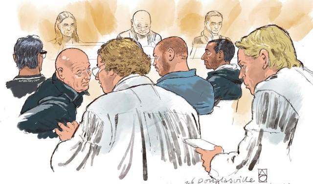 Tweede inleidende zitting tegen verdachten 'martelcontainers'