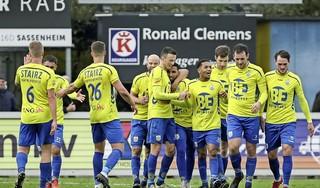 Geweldige eerste helft helpt FC Lisse in Zeeland langs Hoek. 'Qua veldspel zie ik een stijgende lijn'