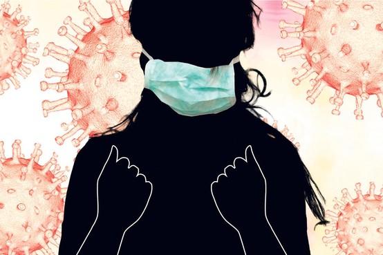 Moeder (47) is al bijna twee weken ziek door coronavirus: 'Dit is veel erger dan een griep. Ik was zo verschrikkelijk ziek dat ik me kan voorstellen dat oudere mensen hieraan overlijden'