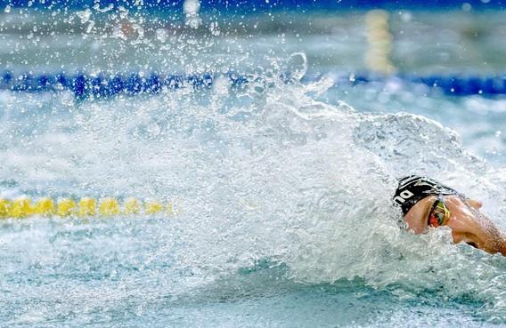 Olympisch kampioene Nafi Thiam komt naar Leiden