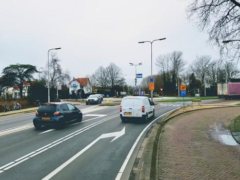 Opinie: Echte Duinpolderweg kan rotondes Van Pallandtlaan voorkomen