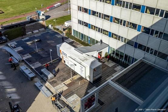 Maastricht UMC  plaatst 250 bedden in congrescentrum om corona
