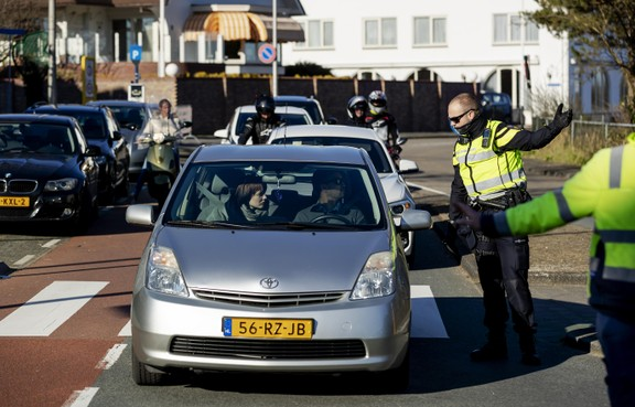 Noordwijk sluit strand vrijdag af voor bezoekers